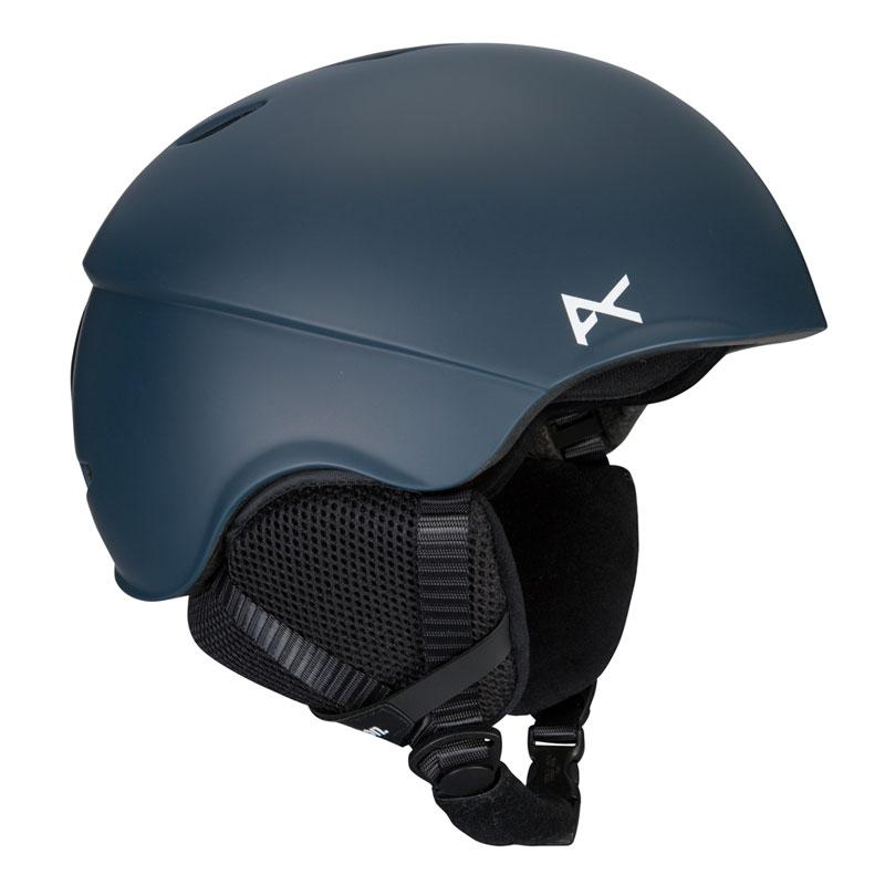 19-20モデル【anon.】アノン【Men's Helo Helmet Asian Fit】Dark Blue【アジアンフィット】軽量【ヘルメット】SNOWBOARD【スノーボード】正規品【BURTON】バートン【送料無料】