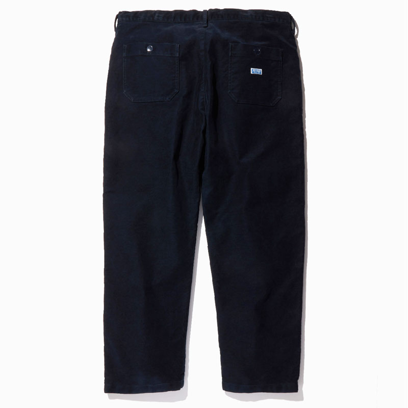 【RADIALL】ラディアル【T.N. WIDE FIT EASY PANTS - WIDE FIT EASY PANTS】Navy【イージーパンツ】パンツ【TUFF NUFF】タフナフ【送料無料】
