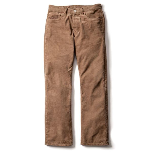 【RADIALL】ラディアル【CHEVY VAN CORDUROY PANTS】Beige 32inch【コーデュロイパンツ】ストレート【送料無料】20000