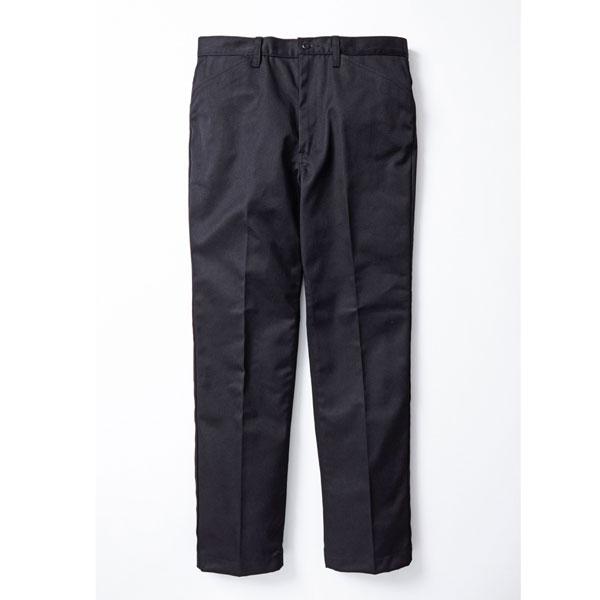【RADIALL】ラディアル【CVS STRAIGHT PANTS】Black【チノパンツ】ワークパンツ【定番】送料無料