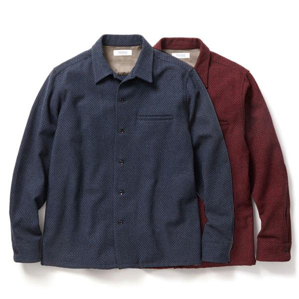 【RADIALL】ラディアル【SWASTICA SHIRT Open Shirts】ウールシャツ【長袖シャツ】送料無料【23000】