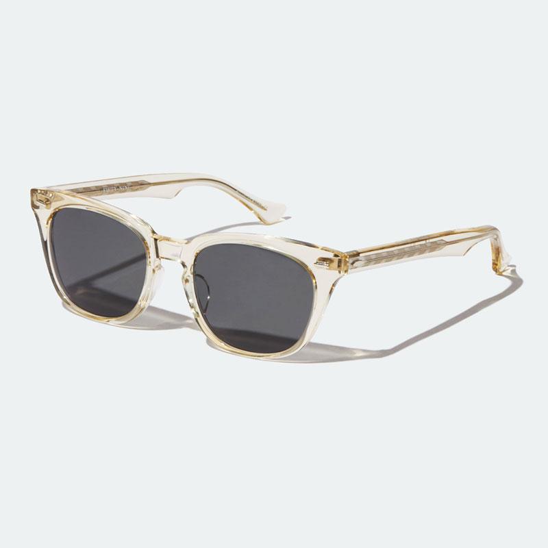 【RADIALL】ラディアル【FIFTY NINE - SUNGLASSES】Clear × Black【眼鏡】サングラス【送料無料】