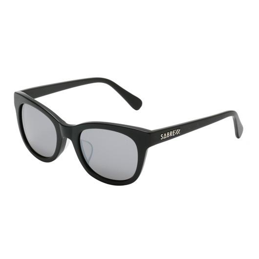 【SABRE】セイバー【VOID】ボイド【MATTE BLACK / SILVER MIRROR LENS】サングラス【眼鏡】送料無料