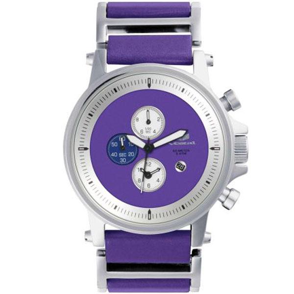 【VESTAL】ベスタル【PLEXI】PUR/SILVER 【腕時計】西海岸【WestCoast】正規品【3年保証】送料無料【45000】