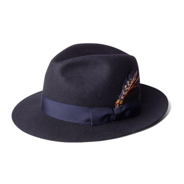 【Softmachine】ソフトマシーン【J.D HAT】Navy Lsize【ハット】帽子【ソフトマシン】13000【送料無料】