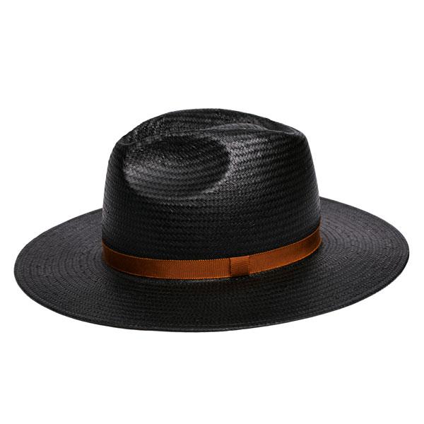 【Softmachine】ソフトマシーン【HARBOR HAT】Black Lsize【ハット】帽子【ペーパーハット】ソフトマシン【送料無料】