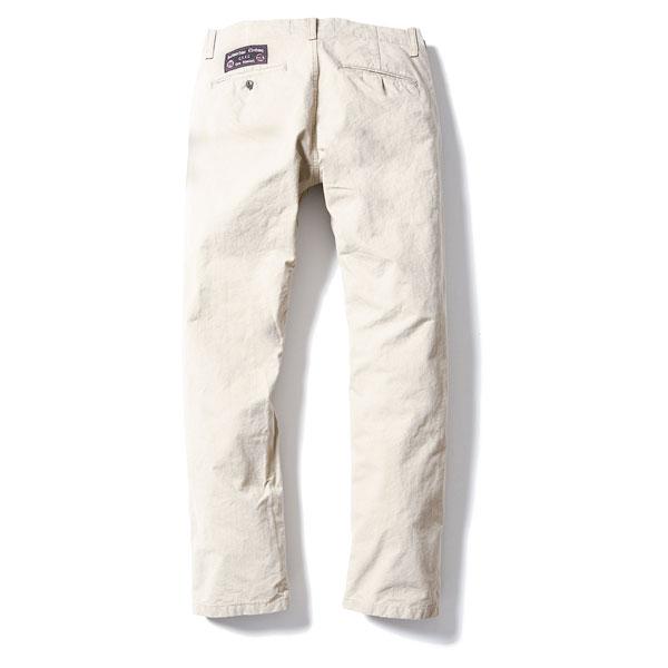 【Softmachine】ソフトマシーン【SNAFU PANTS】White【CHINO PANT】チノパン【パンツ】ソフトマシン【送料無料】