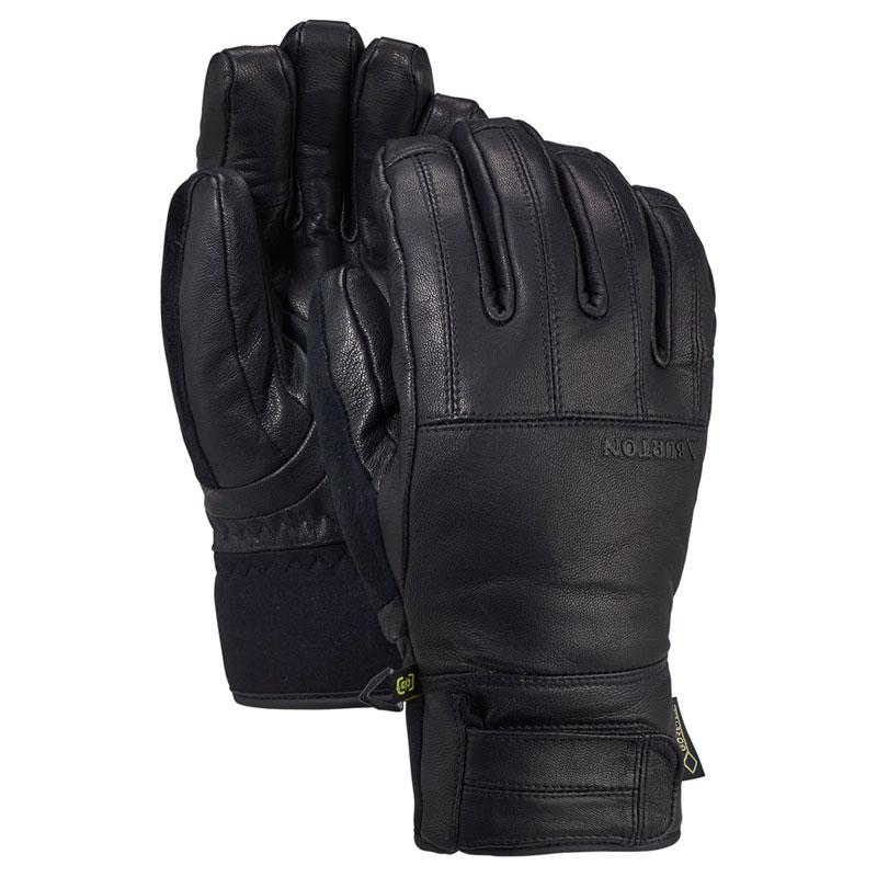 19-20モデル【BURTON】バートン【 Men's Burton Gondy GORE-TEX Leather Glove】True Black Msize【グローブ】レザーグローブ【GORETEX】ゴアテックス【ゴア】SNOWBOARD【スノーボード】正規品【送料無料】