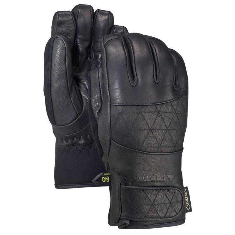19-20モデル【BURTON】バートン【Women's Gondy GORE-TEX Leather Glove】True Black Msize【グローブ】レザーグローブ【GORETEX】ゴアテックス【ゴア】ウーメンズ【レディース】SNOWBOARD【スノーボード】正規品【送料無料】