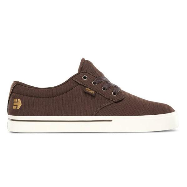 【etnies】エトニーズ【Jameson 2 Eco】Brown/White/Gum【SKATEBOARD】スケート【スケシュー】スケボー【靴】送料無料