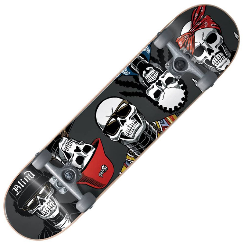 【Blind】ブラインド【Reaper Rappers Complete Deck】7.75(inch)【SKATEBOARD】スケボー【スケート】コンプリート【完成品】送料無料
