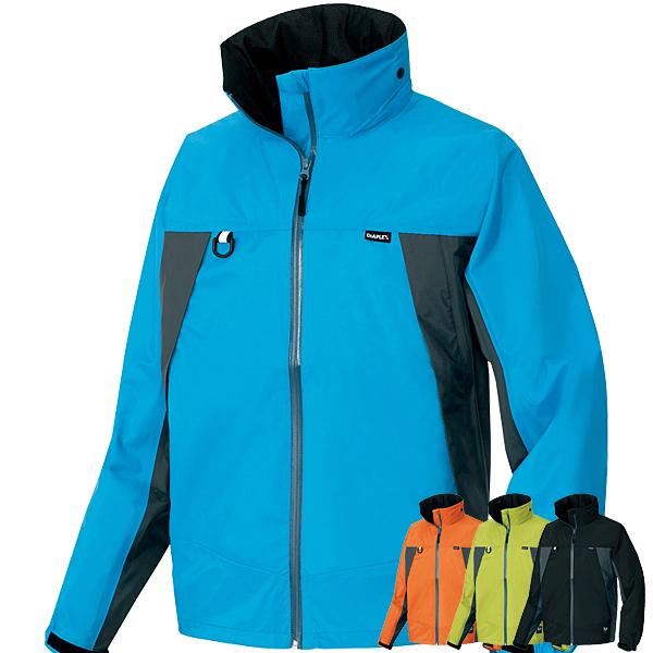 レインウェア カッパ レインスーツ バイク アイトス ディアプレックス AZ-56301 全天候型ジャケット 作業着 作業服