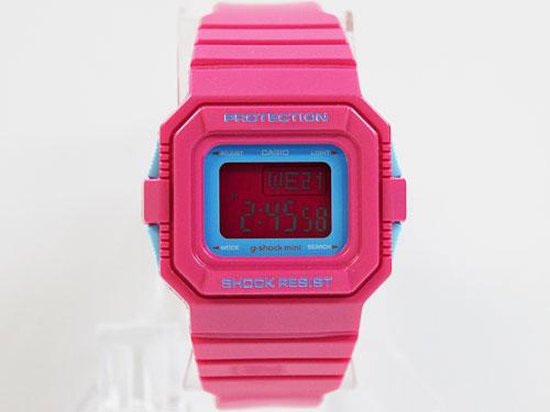 卡西欧 g 冲击迷你 GMN-550-4BJR 粉红色 [卡西欧 g 冲击迷你 g shoc2 DW 5500 模型]