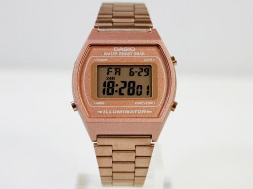 """卡西欧""""标准""""B640WC 5AJF 布朗 [卡西欧标准数字处理商店有限]"""