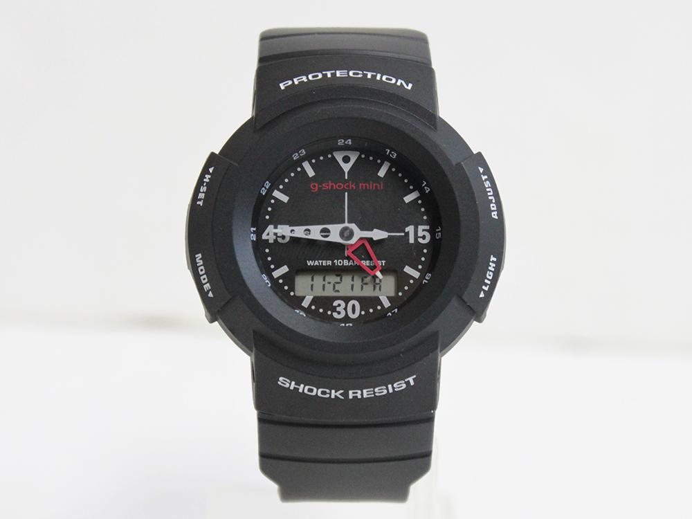 CASIO g-shock mini GMN-500-1BJR ブラック[カシオ G-ショックミニ アナデジ アナログモデル 送料無料]