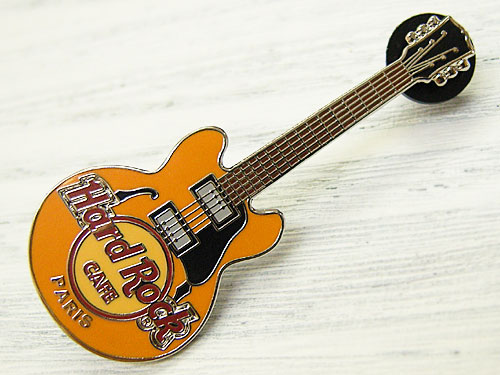 Pin S Guitare Hard Rock Cafe