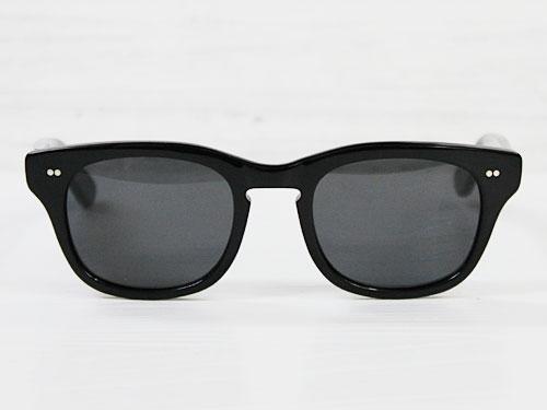 SHURON SIDEWINDER Sunglasses エボニー(ブラック) [シュロン サイドワインダー ウェリントン型サングラス]