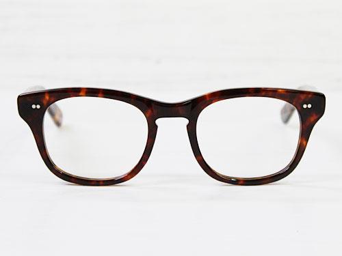 SHURON SIDEWINDER デミアンバー 【UV400クリアレンズ入り】 [シュロン サイドワインダー ウェリントン型メガネ 眼鏡フレーム]