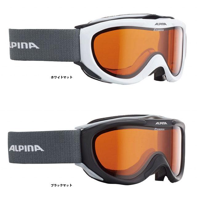 19-20 ALPINA アルピナ FREESPIRIT DH フリースピリット DH A70081 ゴーグル スキー スノーボード シンプルなミドルサイズ 幅広い天候に対応*