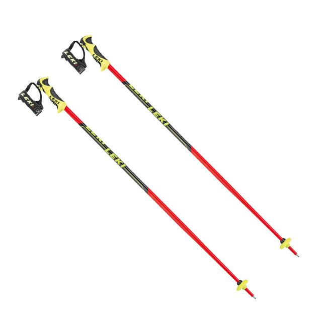 土日も15時まであす楽対応 日本正規品 19-20 LEKI レキ WC LITE SL 高品質 ワールドカップ レーシングポール 636-3885 回転 使い勝手の良い スキー トリガー ストック スラローム用 ライト コンパクトグリップ搭載