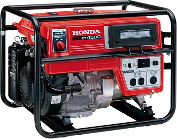 (予約商品) ホンダ 発電機 三相発電機 ET4500-N1 60Hz