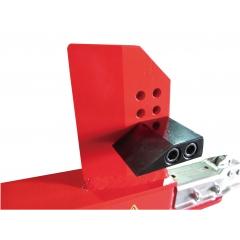 新宮薪割り機オプション PS26/42用四ツ割キット シングウ小型薪割機/薪ストーブ/斧/送料無料