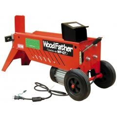 新宮薪割り機 ウッドファーザー(WoodFather) WF-07 電動モータータイプ シングウ小型薪割機/薪ストーブ/斧/送料無料