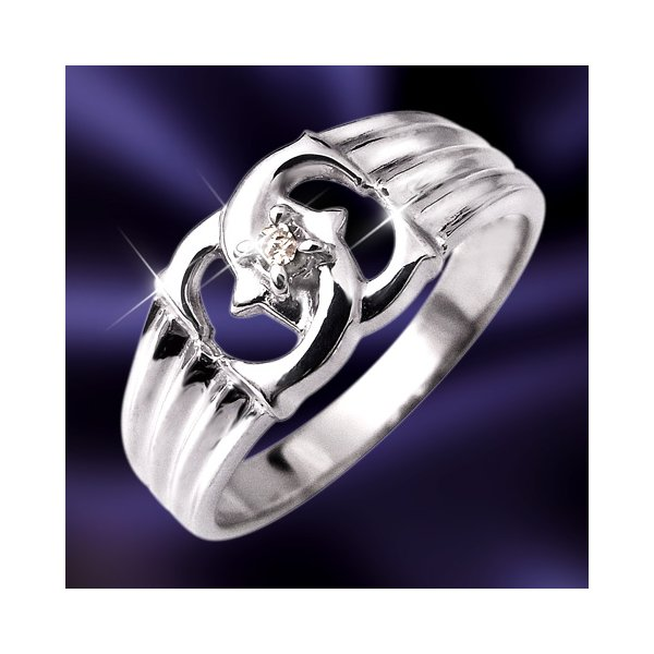 エックスダイヤリング 指輪 15号
