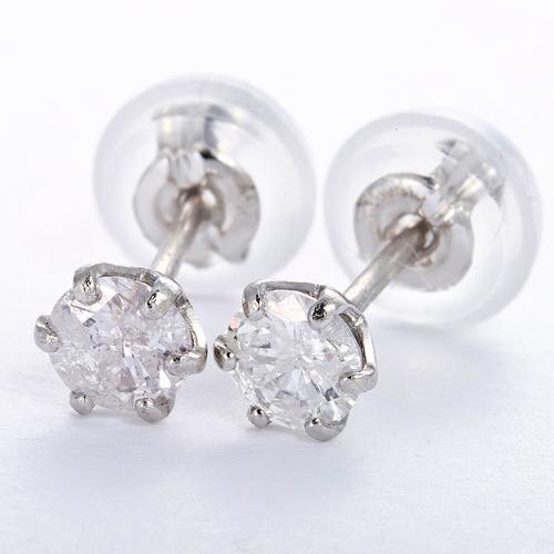 ピアス ダイヤモンド プラチナ Pt900 0.3ct ダイヤピアス スタッドピアス 定番人気商品