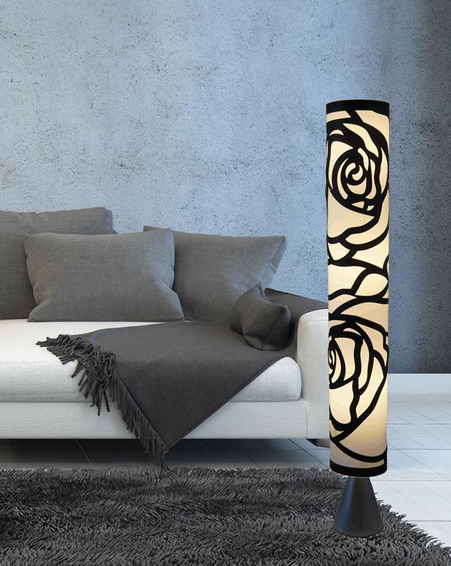 【送料無料】 ノーブルスパーク フロアスタンド スタンドライト フロアランプ デザインランプ HBK006L インテリア照明 人気