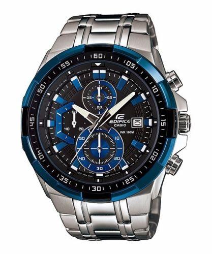 CASIO EDIFICE EFR-539D-1A2 カシオ エディフィス 腕時計 クロノグラフ 海外モデル 【送料無料】【代引手数料無料】
