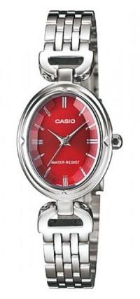 Casio LTP-1374D-4A 逆輸入 カシオ ウォッチ レディース 女性用 ステンレスベルト【送料無料】【smtb-KD】