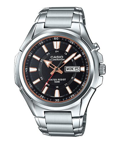 Casio MTP-E200D-1A 逆輸入 カシオ ウォッチ メンズ 時計 腕時計【送料無料】【ベルト調整無料】【smtb-KD】