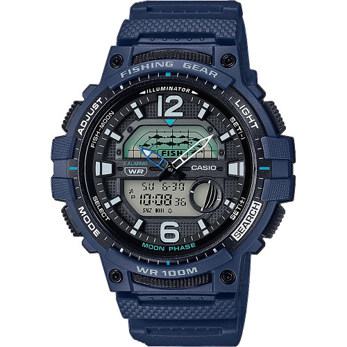 逆輸入 CASIO WSC-1250H-2A カシオ フィッシングギア メンズ ウォッチ 腕時計 時計