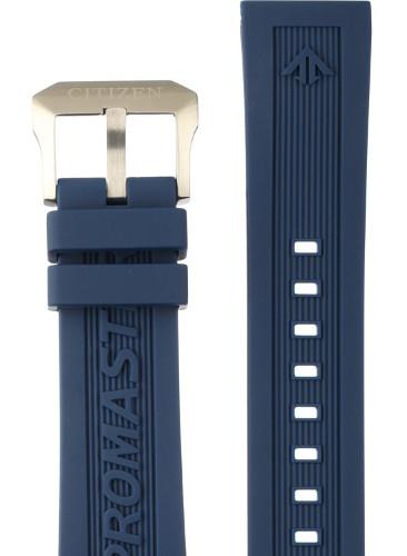 純正ベルト CITIZEN シチズン ラバー バンド ストラップ 交換ベルト 59-S54060 22mm BN2038-01L【時計ベルト、バンド】
