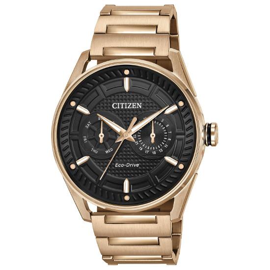 シチズン エコドライブ 逆輸入 メンズ 腕時計 デイデイトカレンダー CITIZEN BU4023-54E【送料無料】【日本未発売】【smtb-KD】