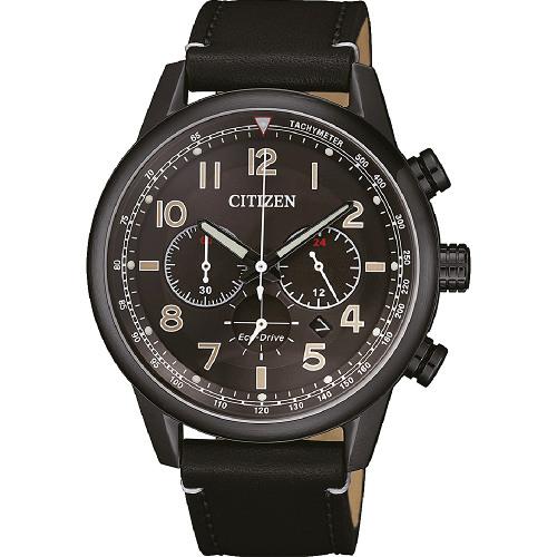 CITIZEN CA4425-28E 逆輸入 シチズン エコドライブ クロノグラフ メンズ 腕時計 時計 ウォッチ【送料無料】