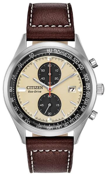 日本未発売 CITIZEN CA7020-07A シチズン エコドライブ メンズ クロノグラフ ウォッチ 腕時計【送料無料】【代引手数料無料】