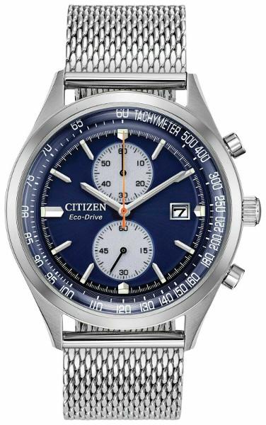 日本未発売 CITIZEN CA7020-58L シチズン エコドライブ メンズ クロノグラフ ウォッチ 腕時計【送料無料】【代引手数料無料】