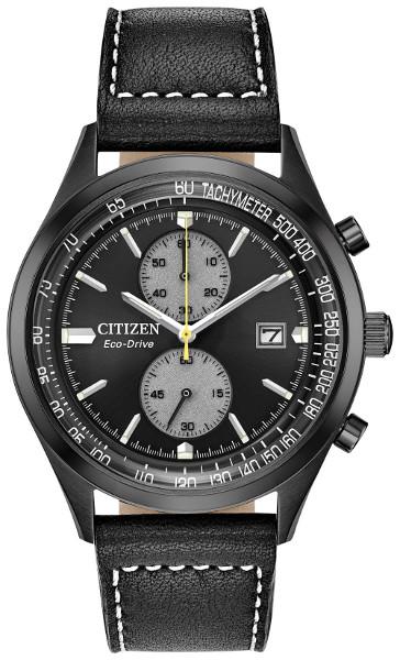 日本未発売 CITIZEN CA7027-08E シチズン エコドライブ メンズ クロノグラフ ウォッチ 腕時計【送料無料】【代引手数料無料】