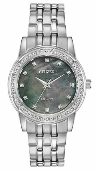 【ベルト調整無料】日本未発売 シチズン 逆輸入 エコドライブ レディース ウォッチ 腕時計 CITIZEN EM0770-52Y