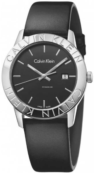 Calvin Klein ck K7Q211C1 カルバンクライン ウォッチ 腕時計 時計 メンズ レザー 【送料無料】【代引手数料無料】