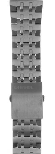【送料無料】【時計ベルト、バンド】イタリアブランド DIESEL ディーゼル DZ7372 ステンレスバンド 純正ベルト ストラップ