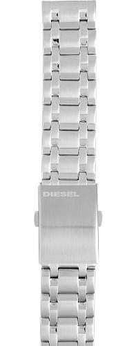 【送料無料】【時計ベルト、バンド】イタリアブランド DIESEL ディーゼル DZ1723 ステンレスバンド 純正ベルト ストラップ