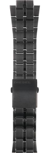 【送料無料】【時計ベルト、バンド】イタリアブランド DIESEL ディーゼル DZ4260 ステンレスバンド 純正ベルト ストラップ