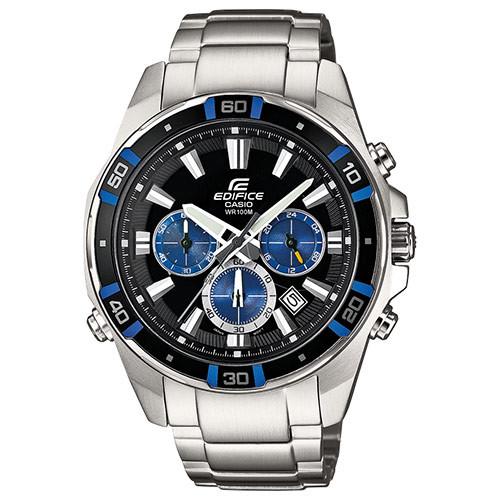 CASIO EDIFICE EFR-534D-1A2 カシオ エディフィス 腕時計 クロノグラフ 海外モデル 【送料無料】【代引手数料無料】