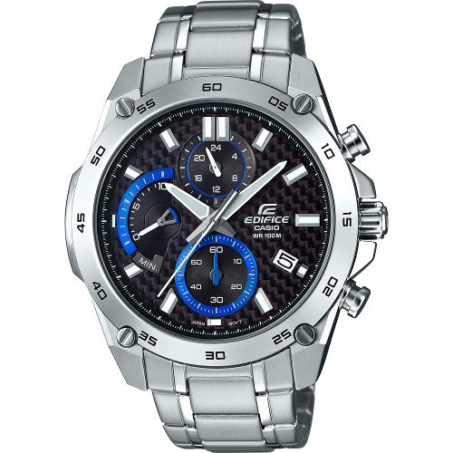 CASIO EDIFICE EFR-557CD-1A カシオ エディフィス 腕時計 クロノグラフ 海外モデル 【送料無料】【代引手数料無料】