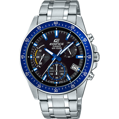 CASIO EDIFICE EFV-540D-1A2 カシオ エディフィス 腕時計 クロノグラフ 海外モデル 【送料無料】【代引手数料無料】