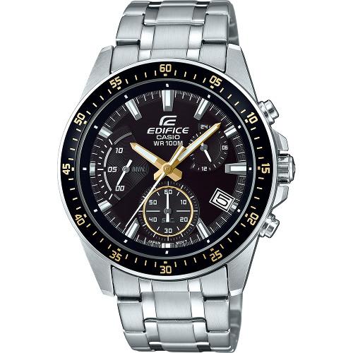 CASIO EDIFICE EFV-540D-1A9 カシオ エディフィス 腕時計 クロノグラフ 海外モデル 【送料無料】【代引手数料無料】