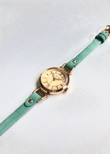 【即納可能】即納可能 FOSSIL ES3862 フォッシル レディース 腕時計 時計 ウォッチ 女性用 ダークターコイズ 【送料無料】【あす楽】